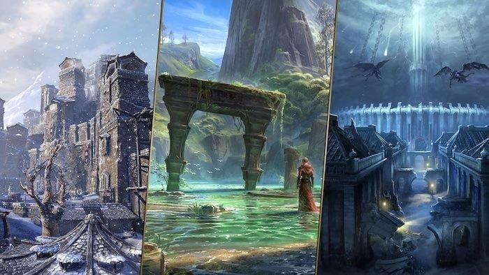 Elder Scrolls Online Year One Celebration Underway