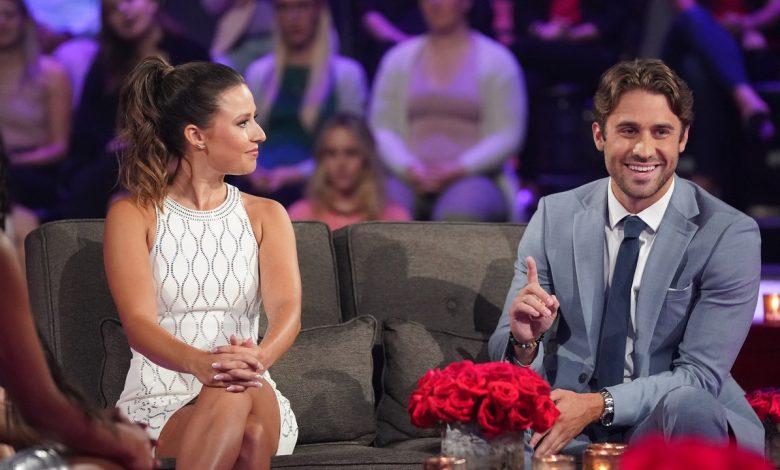 """'Bachelorette' Finale: Katie Accuses Greg of Gaslighting Her to Get """"Acting Practice"""""""