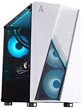 Allied Gaming Stinger Desktop PC: AMD Ryzen 5 1600, AMD RX 560 4GB, 8GB DDR4 3000MHz, 240GB SSD, A320 Motherboard, 550 Watt PSU, ARGB Fans, WiFi Ready - Windows 10 Home Activation Key Included