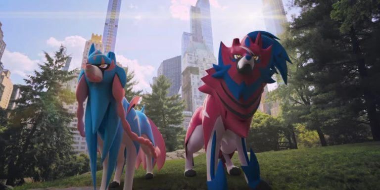 All Galarian Pokémon joining Pokémon Go during Ultra Unlock Part 3