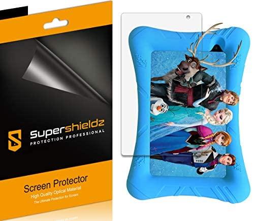 (3 Pack) Supershieldz Designed for Pritom P7 Kids Tablet (7 inch) Screen Protector, Anti Glare and Anti Fingerprint (Matte) Shield