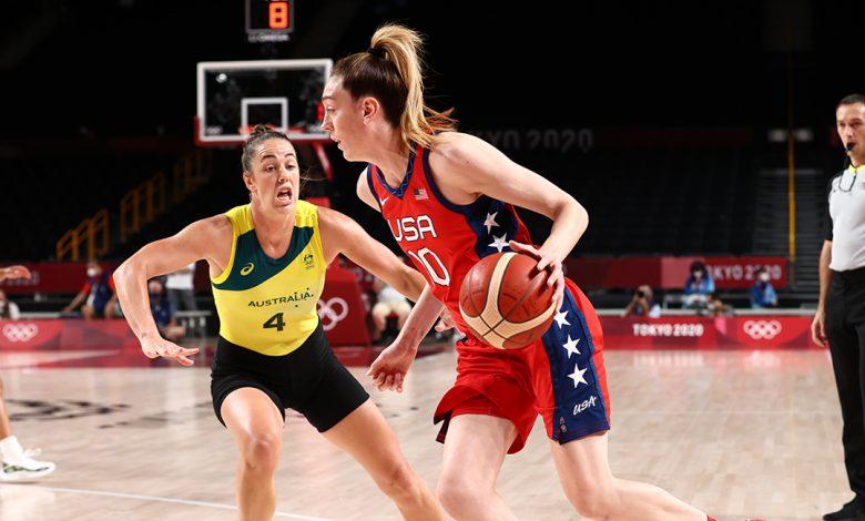USA Women Thump Australia To Reach Olympic Semifinal