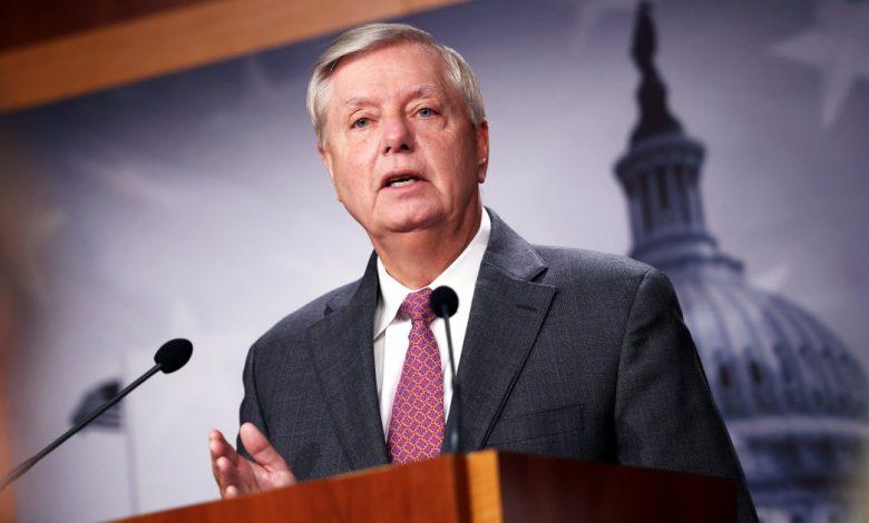 GOP Sen. Lindsey Graham tests positive for Covid
