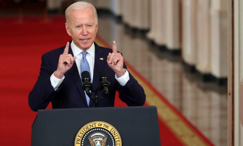 Joe Biden Finally Ended America's Abominable 'Forever Wars'
