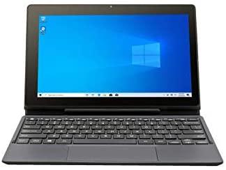 "Venturer 11.6"" [WT9L11P44GD51] Windows Laptop/Tablet with Keyboard, 64GB Storage, 4GB RAM, Intel Pentium N5000 Processor, FHD Display"