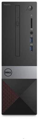 Newest_Dell_Vostro Real Business (Better Design Than Inspiron and XPS) Premium Desktop Computer- Intel i3-8100 CPU, 4GB RAM, 1TB HD, DVD R/W, HDMI, VGA, Windows 10 Pro, Wireless+Bluetooth (Small)