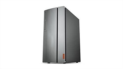 Latest Lenovo IdeaCentre Premium High Performance Business Desktop Computer with AMD Ryzen 5 Processor, 8GB DDR4 RAM Memory, 1TB HD (7200 rpm), AMD Radeon R5 Graphic, Windows 10 - Silver