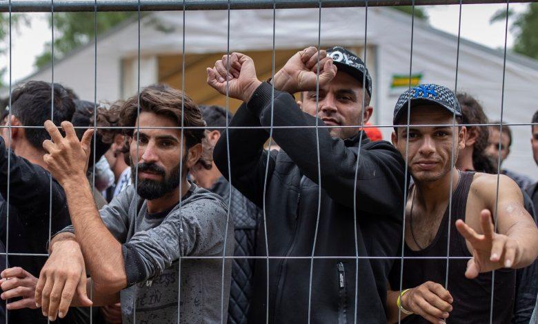 EU holds migrant talks, accuses Belarus of 'hybrid warfare'