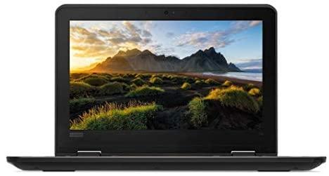 "Lenovo ThinkPad 11e 5th Gen 11.6"" HD Business Laptop (Intel Core i5-7Y54, 8GB RAM, 128GB SSD) Webcam, HDMI, Type-C, RJ45, WiFi, Bluetooth, Windows 10 Pro"
