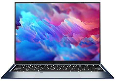 Fedemer A13 Laptop, 13.5 inch 2K FHD Screen   10th Gen Intel Core i3-1005G1   8GB DDR4 RAM, 256GB SSD ,Intel UHD Graphics, Bluetooth,Wi-Fi, Webcam,Fingerprint, Windows 10, Grey,(8G+256G)