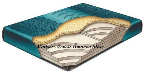 California King 72w X 84 Comfort Supreme Hardside Mattress Kit Includes: Comfort Supreme Mattress, Liner and Fill & Drain Kit.