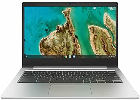 "Latest_Lenovo Chromebook 3 14"" Laptop, 14.0"" HD Display, Intel Celeron N4020 Processor, 4GB LPDDR4, 32GB eMMC, Chrome OS, Bluetooth, Webcam, Wi-Fi, Student/ Business, 1-Week Basrdis Support"