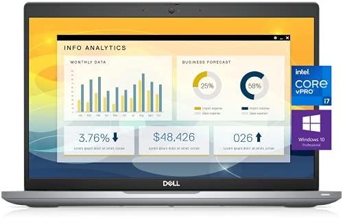 "2021 Newest Dell Business Laptop Latitude 5420, 14"" FHD LED-Backlit Display, i7-1185G7 vPro, 64GB RAM, 1TB SSD, Webcam, Backlit Keyboard, Fingerprint Reader, WiFi 6, Thunderbolt, NFC, Win 10 Pro"