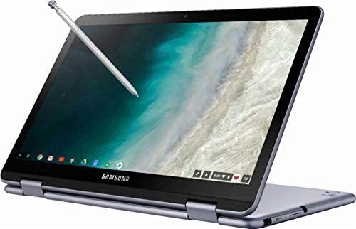 "2019 Samsung Plus 2-in-1 12.2"" (1920 x 1200) FHD WUXGA Touchscreen Chromebook Lightweight | Intel Celeron Dual-Core | 4GB RAM | 32GB eMMC | 128GB MicroSD | Pen Included | Chrome OS"