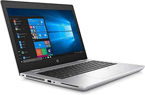 """HP ProBook 640 G4 Laptop - 14.0"""" FHD (1920 x 1080), 8th Gen Intel Core i5-8350U, 16GB DDR4 RAM, 256GB SSD, WI-Fi, Bluetooth, SD Card, Windows 10 Pro (Renewed)"""