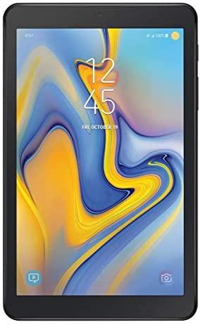 """Samsung Galaxy Tab A 8.0"""", 32GB, Black (LTE AT&T & WiFi) - SM-T387AZKAATT (Renewed)"""