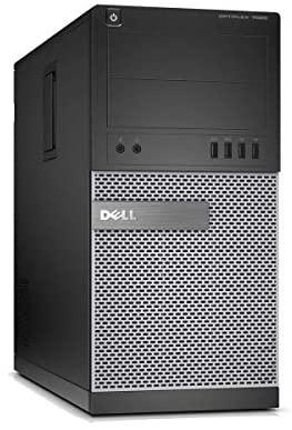 Dell Optiplex 9020 Mini Tower Desktop PC, Intel Core i5-4570-3.2 GHz, 32GB Ram, 512GB SSD WiFi, DVD, Windows 10 Pro (Renewed)