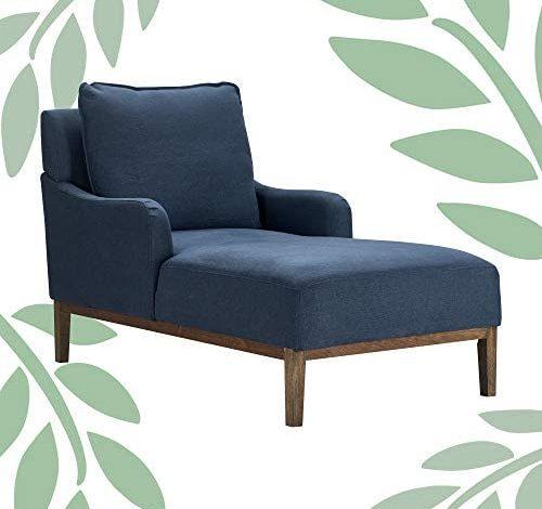 Finch Elmhurst Chaise Lounge, Blue
