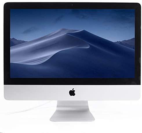 Apple MK452LL/A iMac 21.5in AIO Desktop, 4K Retina Display, Intel Core i5-5675R Quad-Core 3.1GHz, 1TB SATA, macOS 10.11 El Capitan (Renewed)