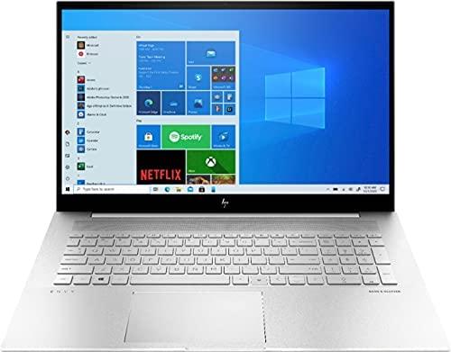 "2021 HP_Envy 17M Home and Business Laptop 17.3"" Full HD 11th Gen Intel Core i7-1165G7 64GB RAM   2TB NVMe SSD  Intel Iris Xe  Thunderbolt 4  Window 10 Pro"