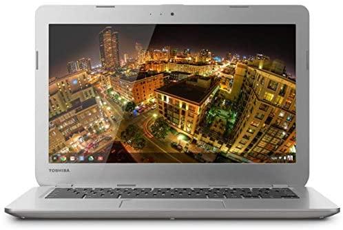 "Toshiba Chromebook CB30-B3122 13.3"" LED Notebook - Intel Celeron N2840 2.16 GHz PLM02U-00J008 (Renewed)"