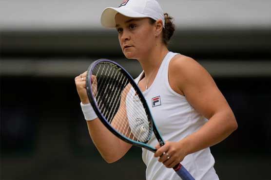 AshBarty tops US Open women's singles draw
