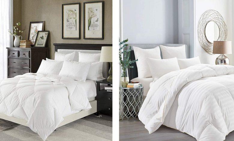 The 6 Best Lightweight Down Comforters In 2021
