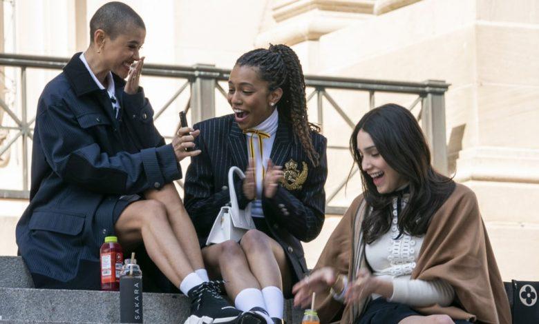HBO Max's Gossip Girl Reboot Name-Drops POPSUGAR