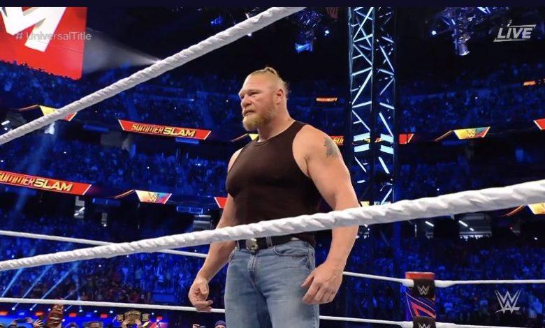 Brock Lensar's WWE Contract details REVEALED