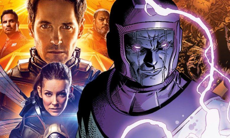 Ant-Man 3's Jonathan Majors Teases His Marvel Movie Script Notes