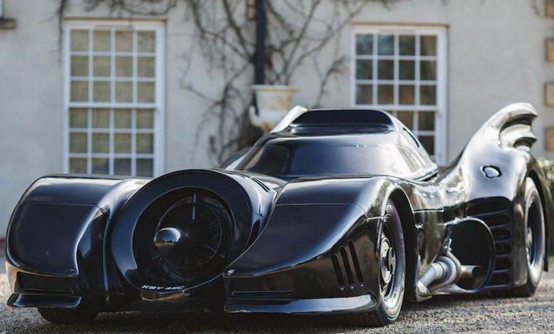 Batman Fan Finds Batmobile In Real Life