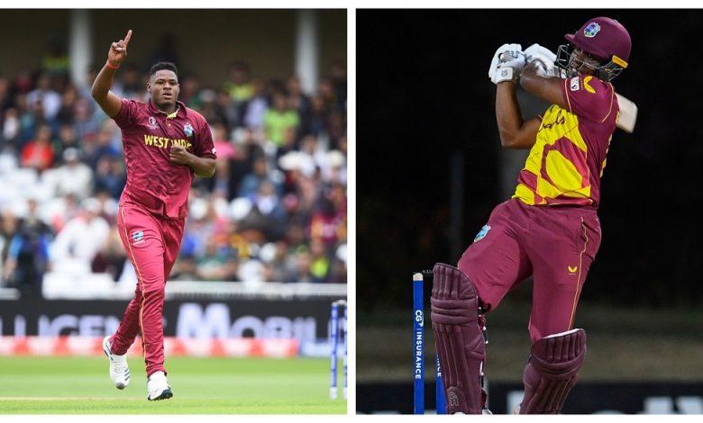 Rajasthan Royals sign Evin Lewis & Oshane Thomas