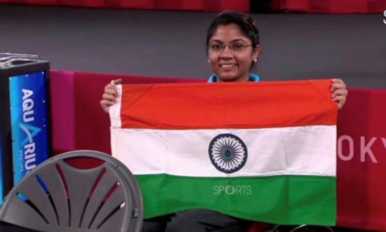Bhavina Wins Silver at Tokyo Paralympics,Laxman, Sehwag says 'wonder