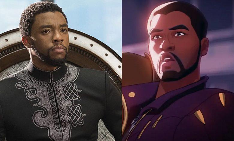 What If...? Creators Remember Chadwick Boseman As Series Premieres