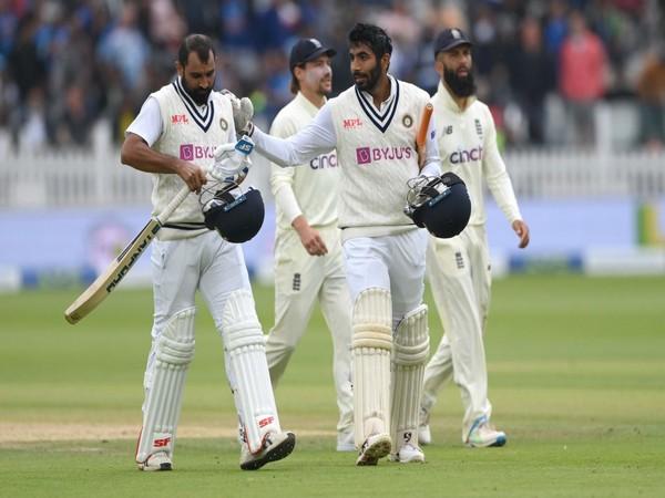 Sachin lauds Shami & Bumrah's batting heroics