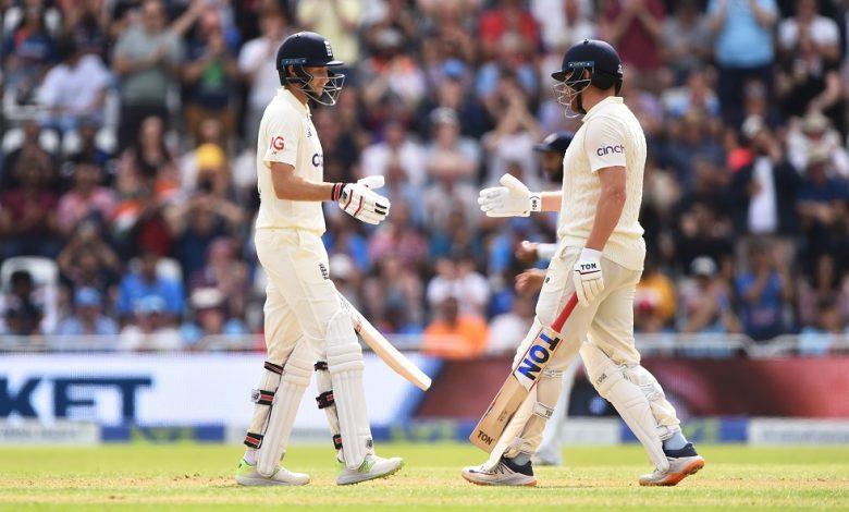 Joe Root puts India on backfoot, follow live