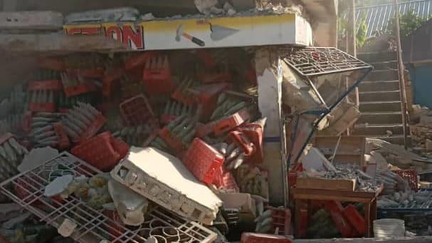 Haiti Rattled by Massive 7.2 Earthquake