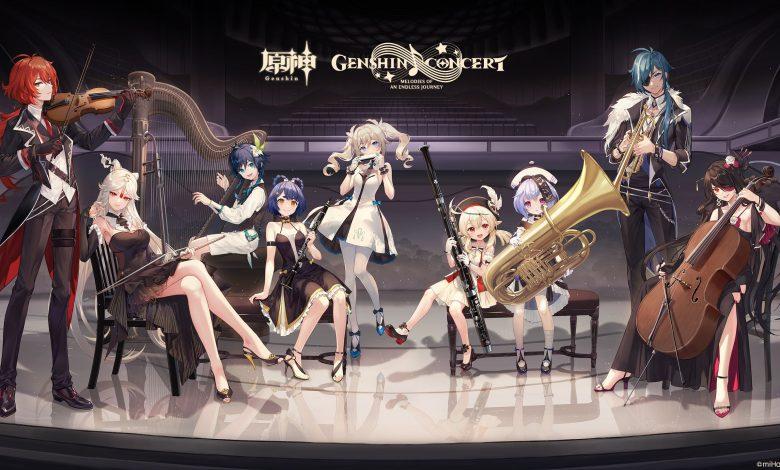 Genshin Impact Anniversary Concert Announced