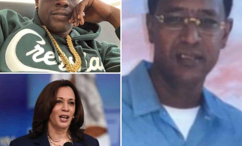 Boosie Asks Kamala Harris To Help Free C-Murder From Prison