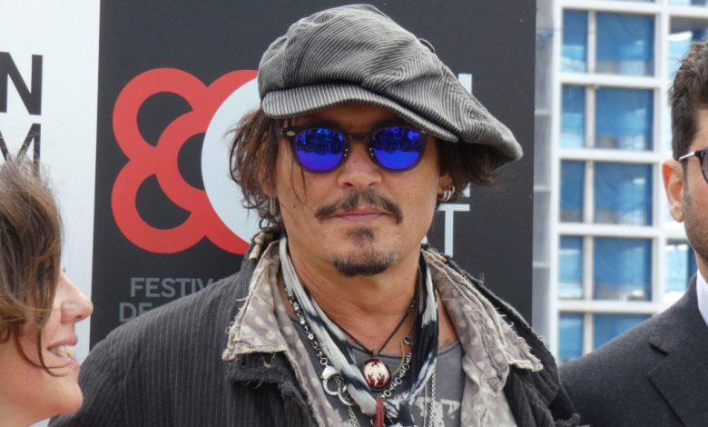 Johnny Depp To Receive San Sebastian Film Festival's Highest Honor – Deadline
