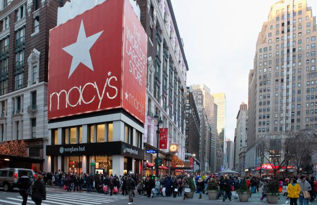 Macy's Herald Square, New York