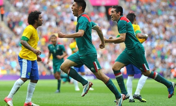 Mexico vs Brazil Live Stream