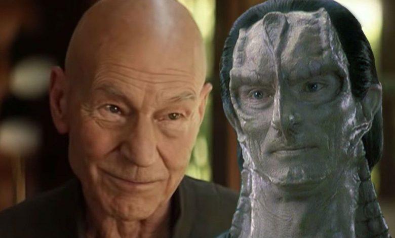 Captain Picard's Worst Torture Became Star Trek's Weirdest Holodeck Workout