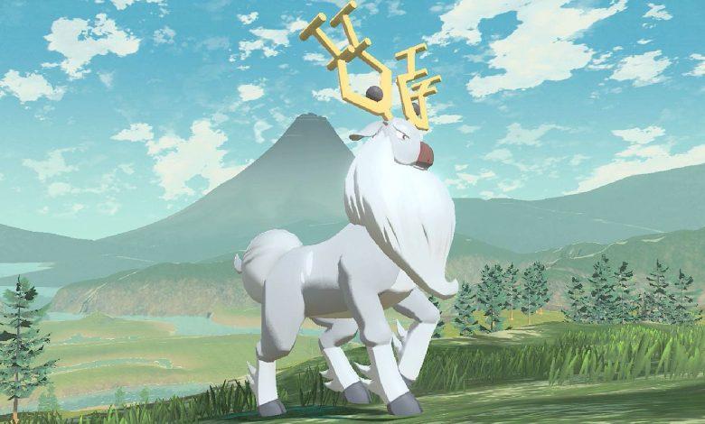 Every Hisuian Variant Revealed in Pokemon Legends: Arceus So Far
