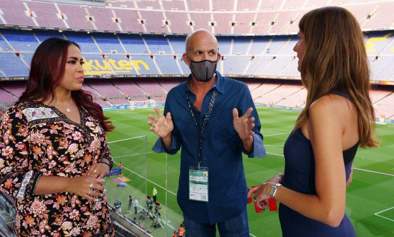 Executive Voice: Rodolfo Martinez on LaLiga's ESPN Launch