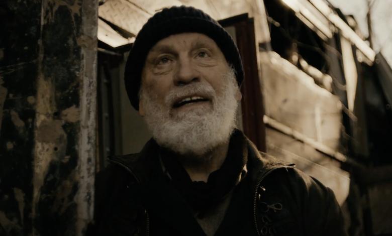 The Survivalist Trailer Pits John Malkovich Against Jonathan Rhys Meyers in Battle