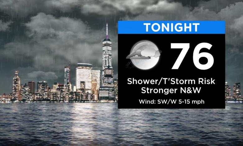 CBS2's 8/13 Friday Night & Weekend Forecast – CBS New York