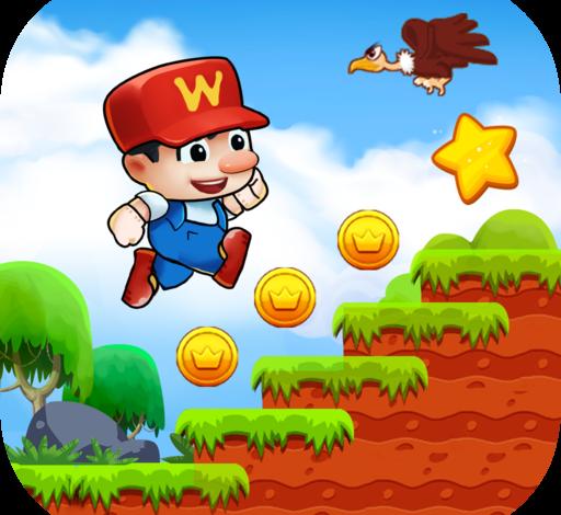 Super Bino Go New Free Adventure Jungle Jump Game 1.5.5 Mod Apk (unlimited money)