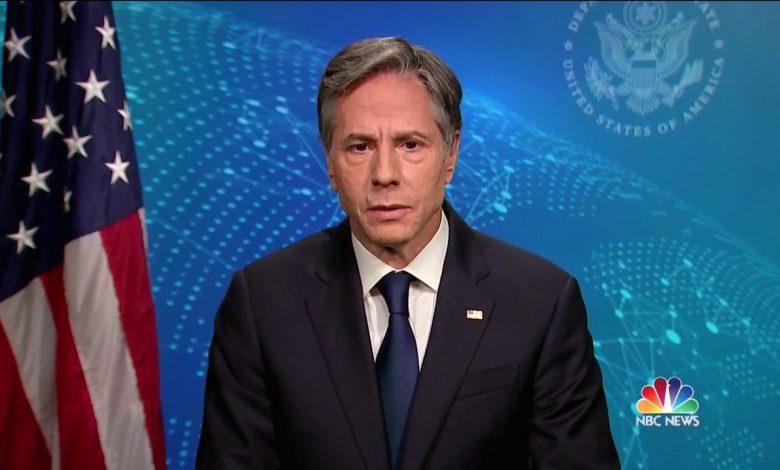 Sec. of State Blinken Denies U.S. Gave Taliban 'Kill List,' Says It's 'Simply Not the Case'