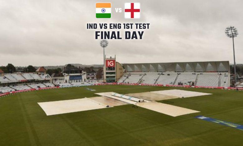 Rain delay start, India need 157 to win, follow live